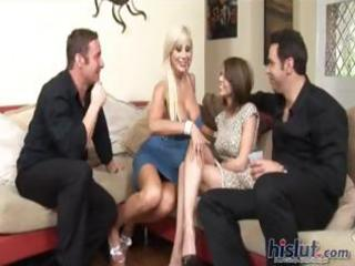 Shy love is a hot mature blond