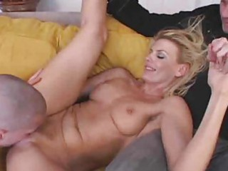sexy mother i team-fucked whilst hubby watches