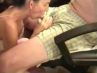 My shy wife homemade blowjob movie