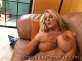 greatly hot older blonde floozy holly halston