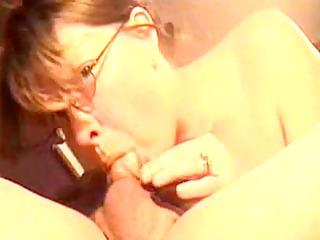 mama deepthroat dad by breton