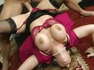 stylish mother i doctor drilled by a attractive