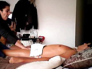 Spy cam catches some really hot moments in the