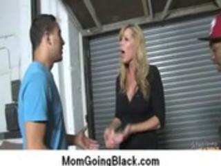 watching my mom go black super hawt interracial