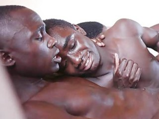 hot and sticky bareback african cum pont of time