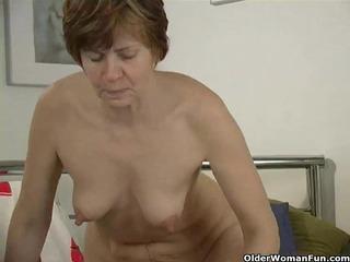 granny anna has biggest nipps
