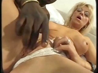 sexy older 47 mother and juvenile black dick