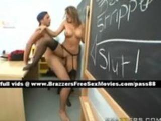 older dark brown teacher on her desk