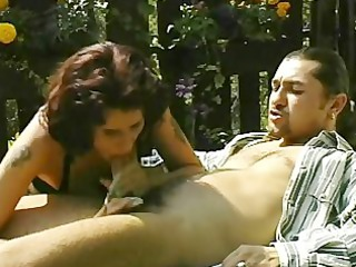 sexy cougar receives fisted