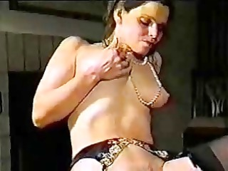Hubby hires an escort to fuck his wife