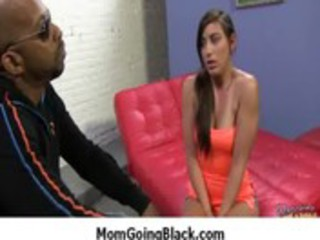 interracial porn horny mommy drilled by darksome