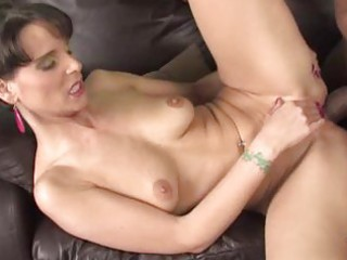 busty d like to fuck riding a darksome pecker to