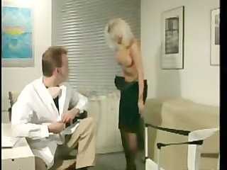 dumb blond exploited at doctors office