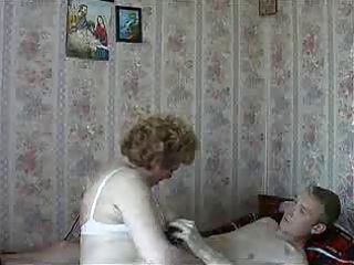 granny having pleasure
