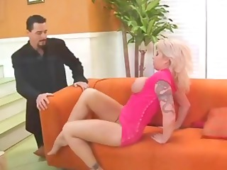 busty golden-haired hottie brooke smothers gets