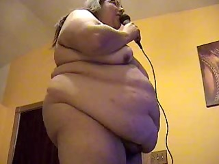 obese retarded wench alma smego nude karaoke party