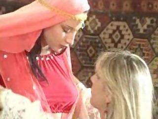 lesbians in marocan decore