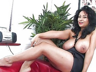 adorable dark haired d like to fuck with huge