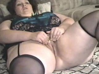 young plump wife