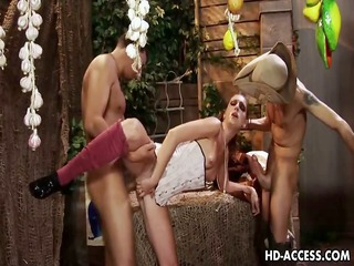 dirty slut brandi lyons wildest group sex