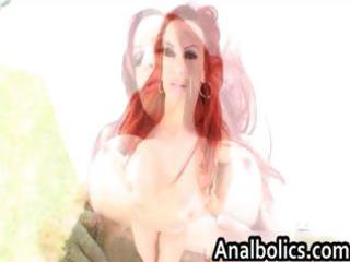 large boobed d like to fuck redhead knows how