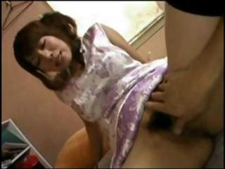 busty, curly japanese mother i gets jock to eat