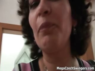 nasty aged women get excited showing off part8