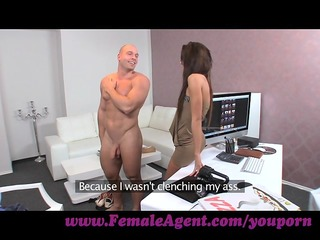 femaleagent. the sexiest mother i agent youve yet