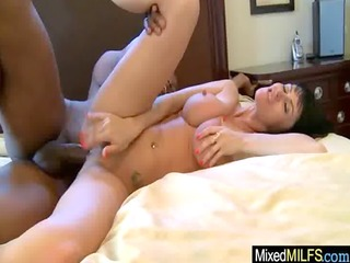 Sexy Milf Fucking Hard By Huge Mamba Black Dick