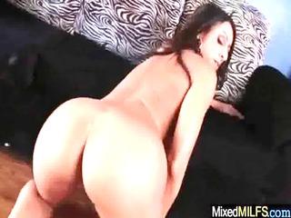 Sexy Milf Fucking Hard By Huge Mamba Black Dick