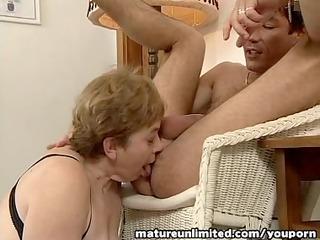 mammas is balls licking deepthroat