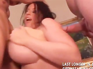 hubby and friend double team a d like to fuck