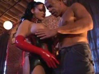 breasty latex mother i rosanna rose - demilf.com
