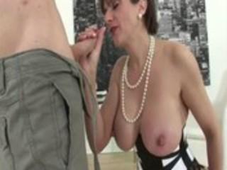 older stocking fetish doxy oral sex fuck