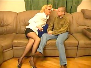Russian Granny Womensex With Young Guys01 mature