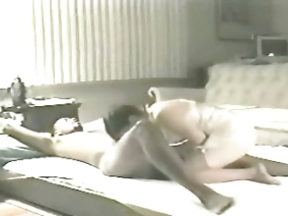 Wife elaine on the living room floor 4(cuckold)