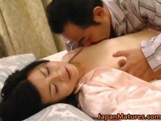 concupiscent japanese mature hotties sucking part7