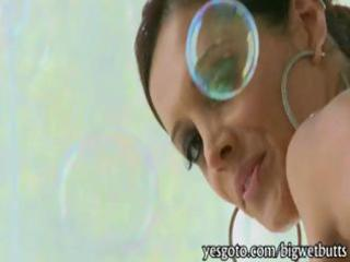 bubble arse milf francesca le anal slammed in the