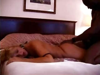 Interracial anal wife