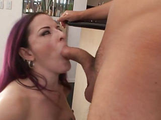 hot milf caroline pierce blow job