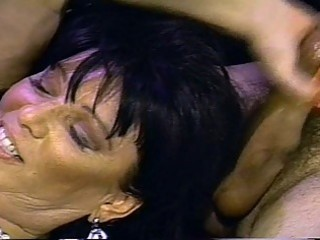 hawt vintage fuck action for this older playgirl