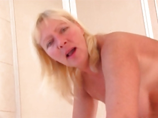 russian mom 12 mature with a young fellow