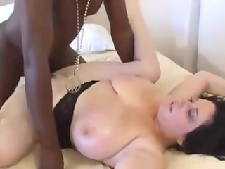 PLUMP OLDER INTERRACIAL : KITTY LEE