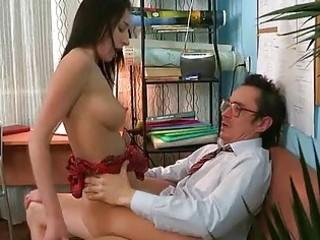 oral-stimulation for older teacher
