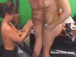 hawt large asses mom and daughter fuck old kink