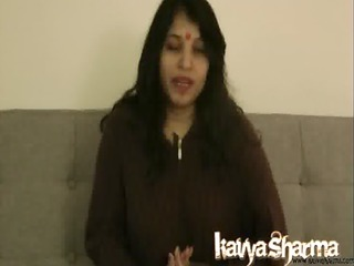 Kavya Sharma Gujrati Indian Babe Giving Her