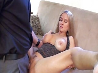 sluty blond d like to fuck with huge breast in