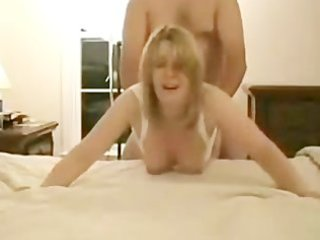 wife convinced to fuck husbands boss