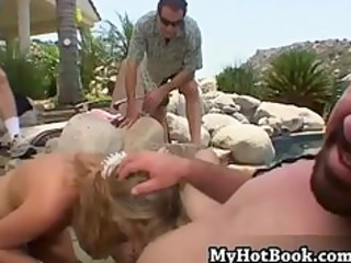 lizzy law is a tall lengthy legged cute blond with