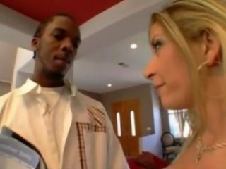mother likes large darksome dick in her mature